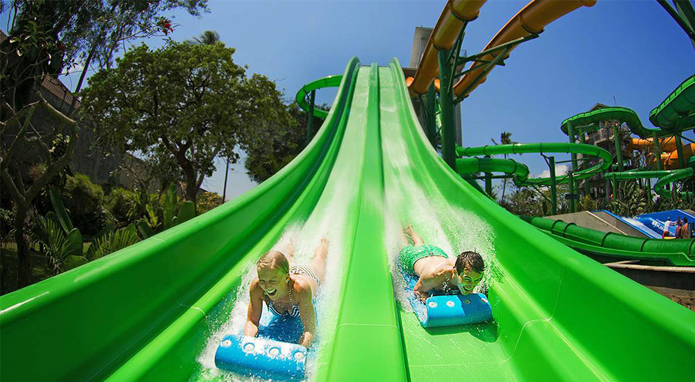 Bali Waterbom and Dinner Tour